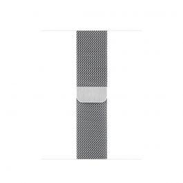 Apple Watch 40mm milánský řemínek - stříbrný