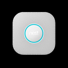Kouřové a CO čidlo Google Nest Protect Wireless