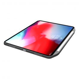 "Obal na iPad Pro 12,9"" (2018) SwitchEasy CoverBuddy - šedý"