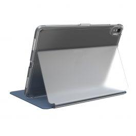 """Pouzdro na iPad Pro 11"""" Speck Balance Folio s průhlednými zády - modré"""