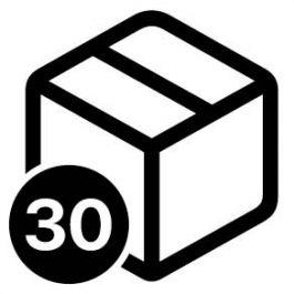 30denní doba na vrácení objednávky