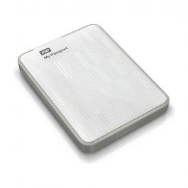 WD My Passport - Externí pevný disk 500 GB bílá (demo)