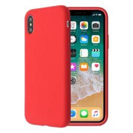 SoSeven silikonový kryt pro iPhone 7/8 Smoothie červený