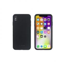 So Seven silikonový kryt na iPhone XS Max Smoothie černý