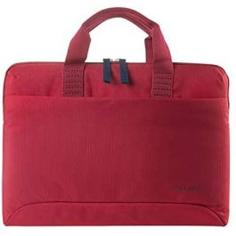 Tucano Smilza Super Slim Bag for laptop 15.6inch - Red