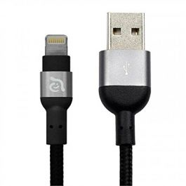 Adam Elements Peak 1m lightning cable - grey