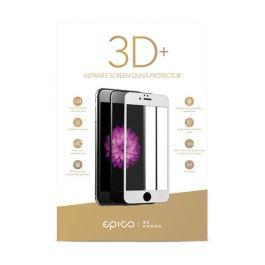 Ochranné sklo EPICO 3D+, iPhone 6/7/8 Plus - černé