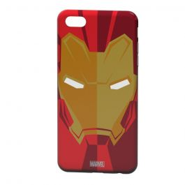 Kryt na iPhone 6 / 6s / 7 Tribe Marvel Iron Man červený