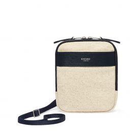 Dámská taška přes rameno Knomo REX - přírodní béžová