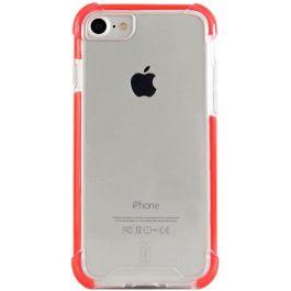 Aiino - Anti-Shock kryt na iPhone SE / 7 / 8 - červený