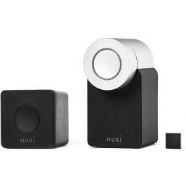 Chytré zamykání Nuki (Zámek + Bridge ) - Nuki Smart Lock kombo 2.0