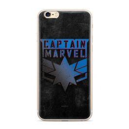 MARVEL obal na iPhone XR Captain Marvel černý