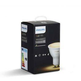 Philips Hue White ambiance 5.5W, GU10 single bulb
