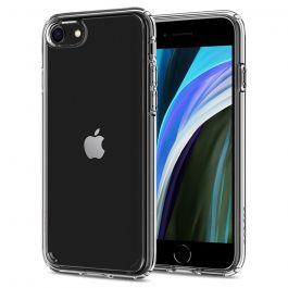 Spigen Crystal Hybrid ochranný kryt pro iPhone SE/8/7 - průhledný