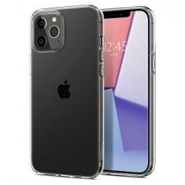 Kryt na iPhone 12 / 12 Pro Spigen Crystal Flex - průhledný