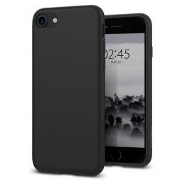 Spigen Liquid Crystal - ochranný kryt pro iPhone SE/8/7 - černý