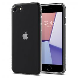 Kryt na iPhone SE / 8 / 7 Spigen Crystal Flex - Průhledný