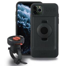 TigraSport FitClic Neo Bike Kit sada ochranného krytu a držáku pro iPhone 11 Pro Max - černá