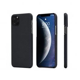 Kryt na iPhone 11 Pro Pitaka Air Case - černý