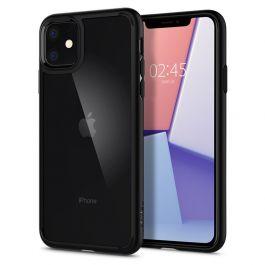 Kryt na iPhone 11 Spigen Ultra Hybrid - černý