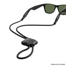 Šňůrka na brýle s pouzdrem na AirTag Nomad - černá