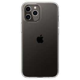Kryt na iPhone 12 Pro Max Spigen Crystal Flex - průhledný