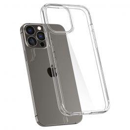 Kryt na iPhone 13 Pro Max Spigen Crystal Hybrid - průhledný