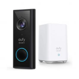 Eufy Video Doorbell bezdrátový venkovní videozvonek + stanice Homebase