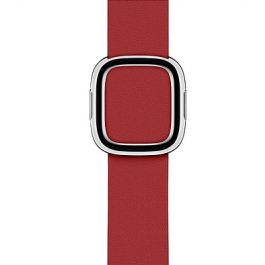 Apple Watch řemínek 40mm s moderní přezkou (PRODUCT)RED malý