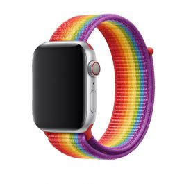 Apple Watch 44mm Band: Pride Edition Sport Loop
