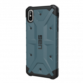 Kryt na iPhone XS UAG Pathfinder - šedý