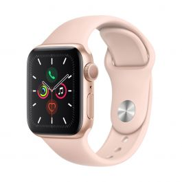 Apple Watch Series 5 40mm zlaté