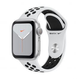 Apple Watch Nike Series 5 40mm stříbrné
