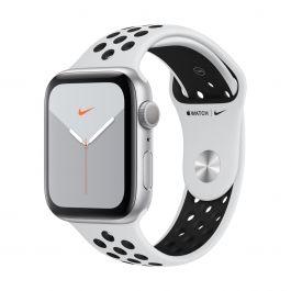 Apple Watch Nike Series 5 44mm stříbrné