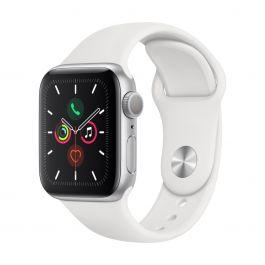 Apple Watch Series 5 40mm stříbrné