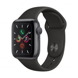 Apple Watch Series 5 40mm vesmírně šedé