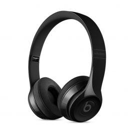 Sluchátka do uší Beats Solo3 Wireless leskle černá