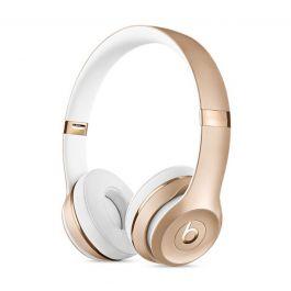 Bezdrátová sluchátka Beats Solo3 Wireless zlatá