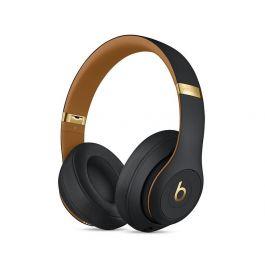 Bezdrátová sluchátka Beats Studio3 Wireless Skyline Collection půlnoční černá