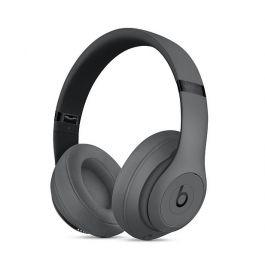 Bezdrátová sluchátka Beats Studio3 Wireless šedá