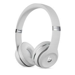 Bezdrátová sluchátka Beats Solo3 Wireless matně stříbrná
