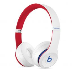 Sluchátka Beats Solo3 Wireless – Beats Club Collection – Club bílá