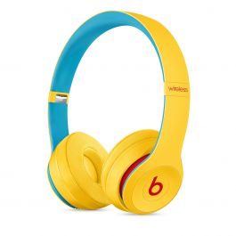 Sluchátka Beats Solo3 Wireless – Beats Club Collection – Club žlutá