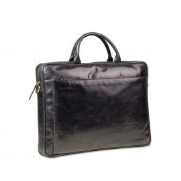 """Kožená taška dbramante1928 Amalienborg 16"""" - černá"""