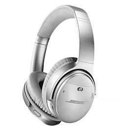 Bezdrátová sluchátka BOSE QuietComfort 35 II stříbrná