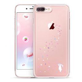 Kryt na iPhone 7 Plus / 8 Plus ESR Mania - květinový