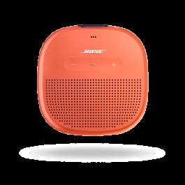 Bose Soundlink Micro - bright orange/dark plum strap (demo)