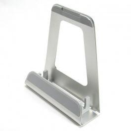 Držák na notebook COTEetCI z hliníkové slitiny - stříbrný