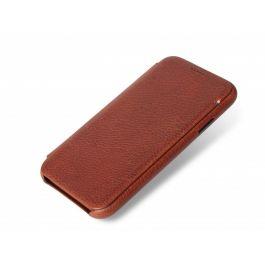 Obal na iPhone Xs Max Decoded Slim Wallet - hnědý