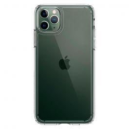 Kryt na iPhone 11 Pro Max Spigen Crystal Hybrid - průhledný